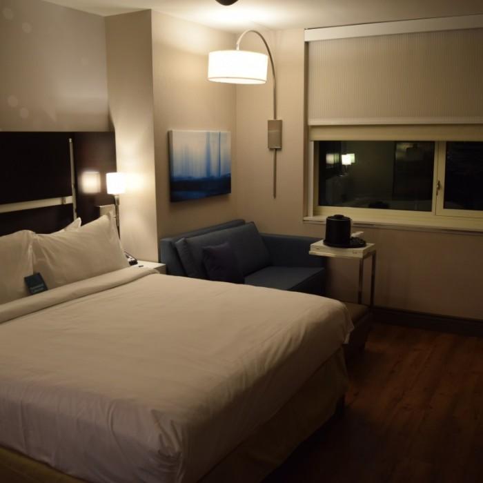 החדר מלון הומווד סוויטס מידטאון ניו יורק