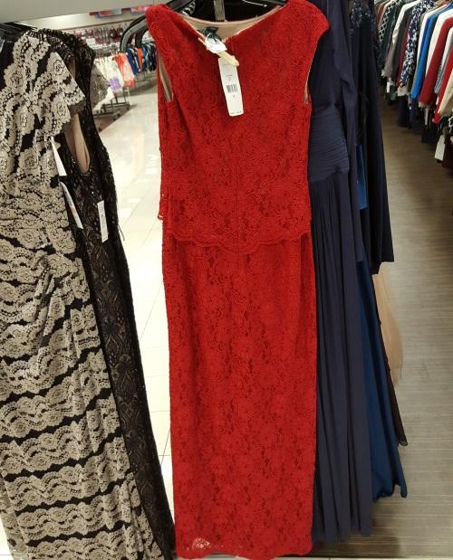 שמלת ערב ראלף לורן 100$ במקום 240$ ג'רזי גארדנס