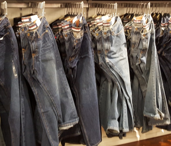 ג'ינסים 50$ טומי הילפיגר ג'רזי גרדנס