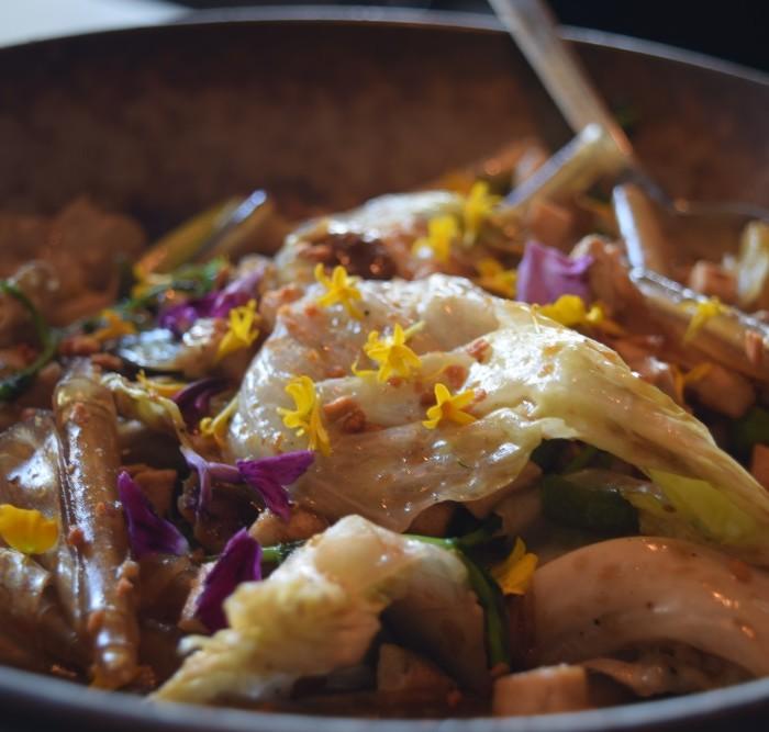 טונג הונג זן מסעדת טופולופומפו