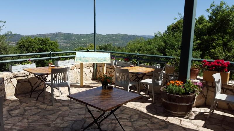 בית קפה בר בהר