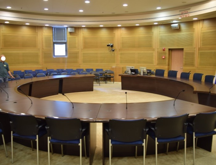 ועדת הכנסת משכן הכנסת