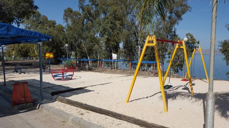 משחקים לילדים חוף גופרה