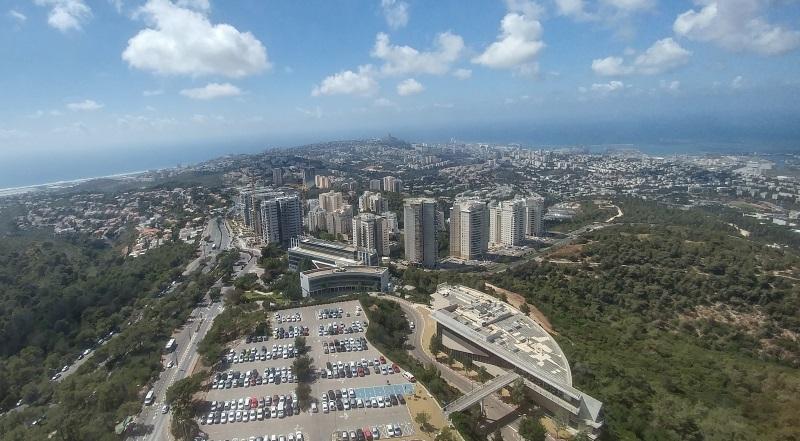תצפית על חיפה