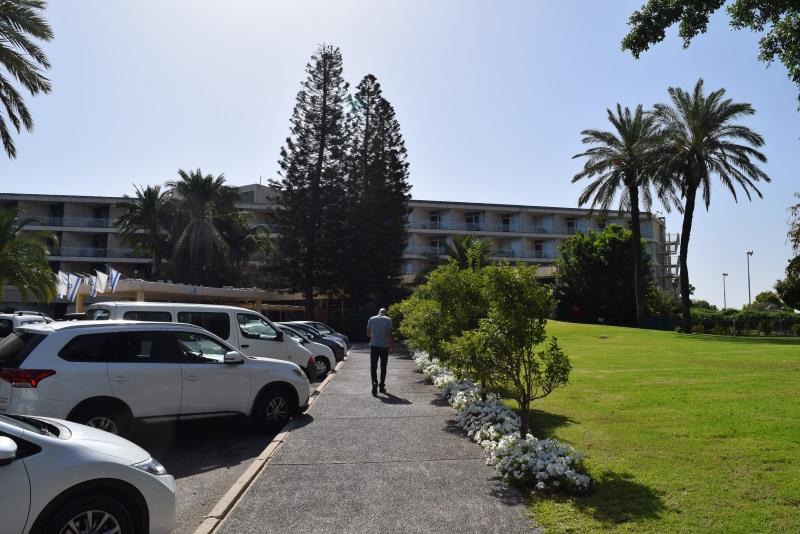 מלון דן קיסריה