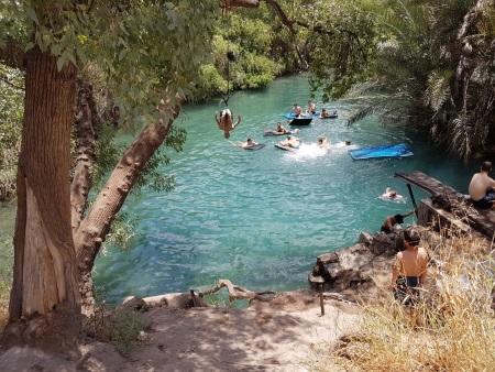 סתיו 2016 10 מקומות לראות בעמק המעיינות