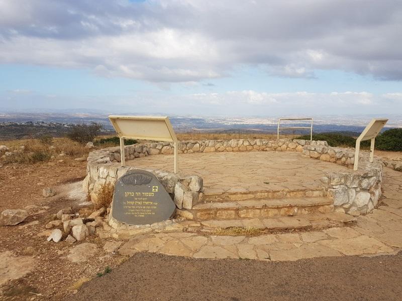 מצפה ברקן (במקום גם נקודת פיקניק)