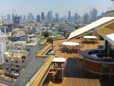 מסעדות עם הנוף היפה ביותר בישראל
