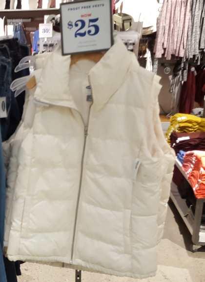 מעיל קצר 25$ (בסייל) אולד נייבי ניו יורק