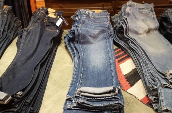 ג'ינס 100$ ראלף לורן ניו יורק