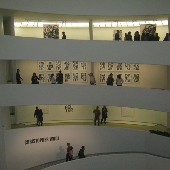 מוזיאון גוגנהיים ניו יורק