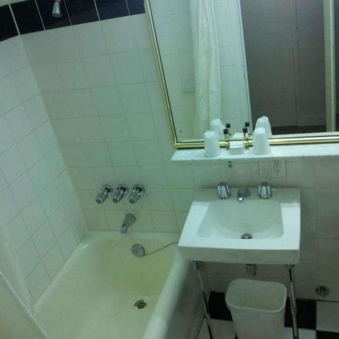 האמבטיה מלון פנסילבניה