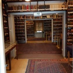 בית בן גוריון הספרייה