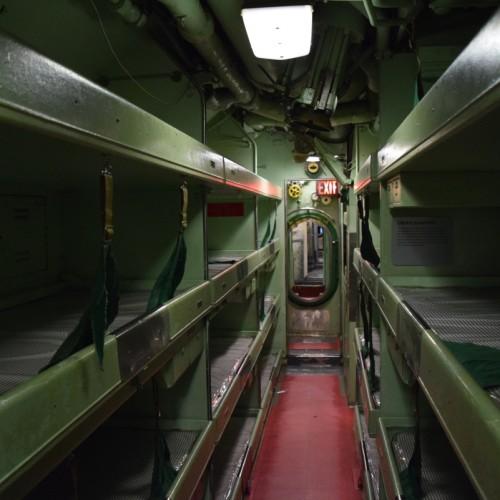 סיור בצוללת מוזיאון אינטרפיד
