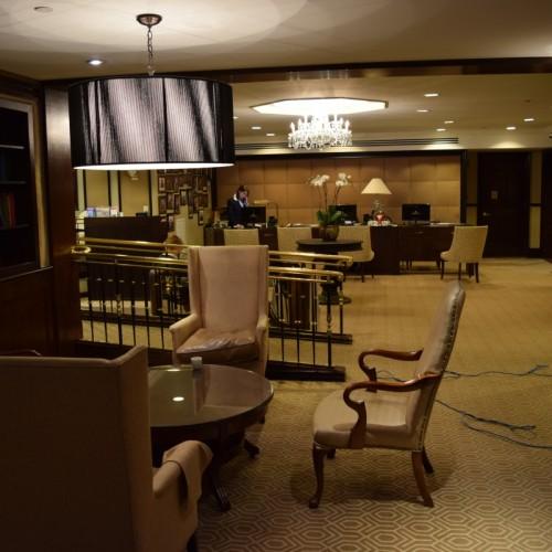 הלובי של מלון פיצפטריק גרנד סנטרל