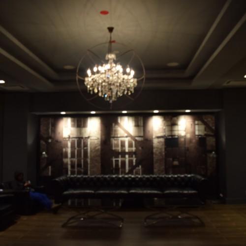 לובי במלון מנהטן בטיימס סקוור