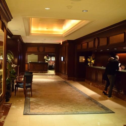 הקבלה מלון הפנינסולה ניו יורק