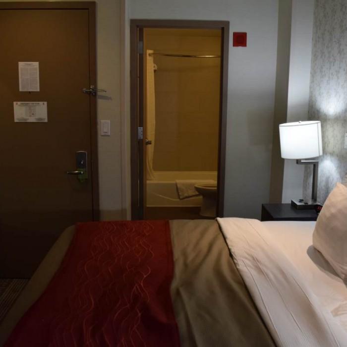 החדר מלון קומפורט אין מידטאון ווסט ניו יורק