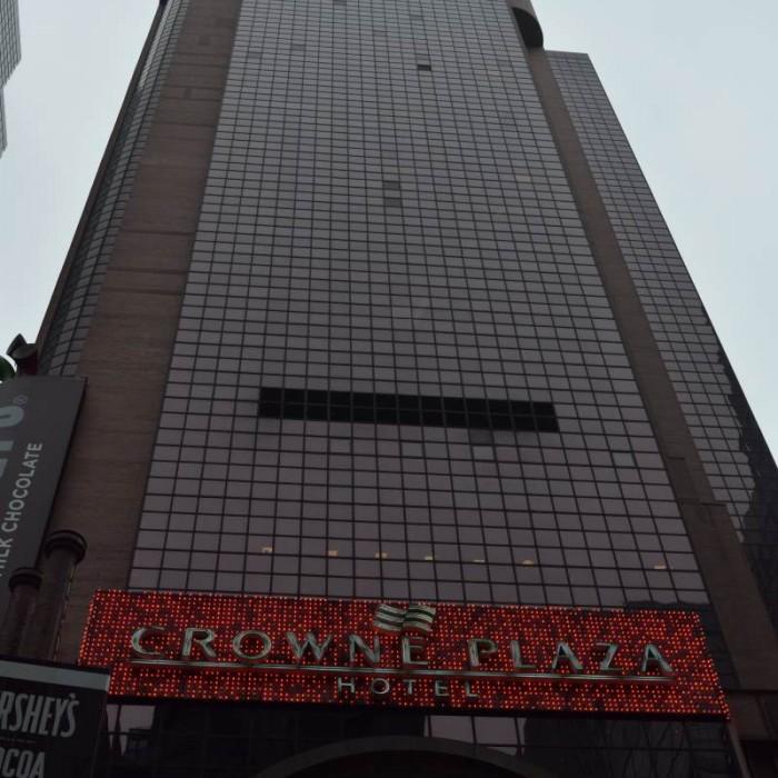 מלון קראון פלאזה ניו יורק