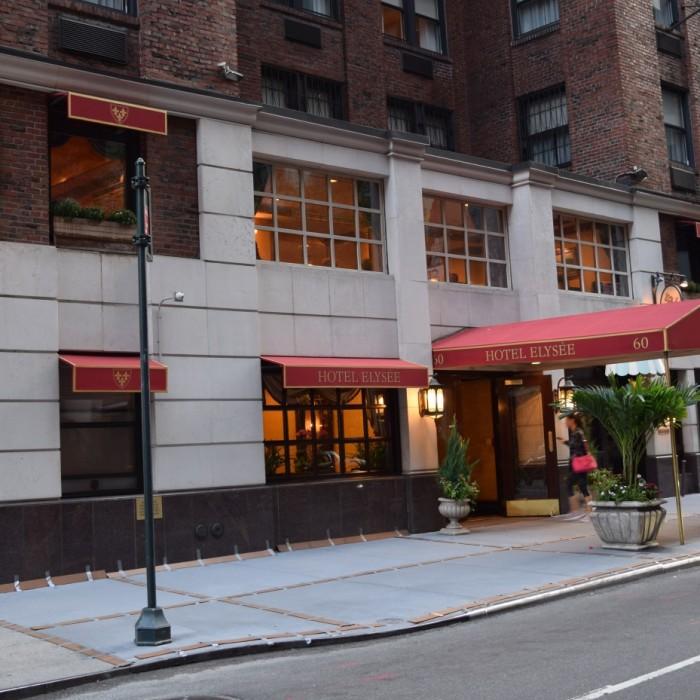 מלון אליזה ניו יורק