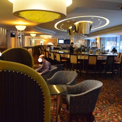 הבר של מלון הילטון מידטאון