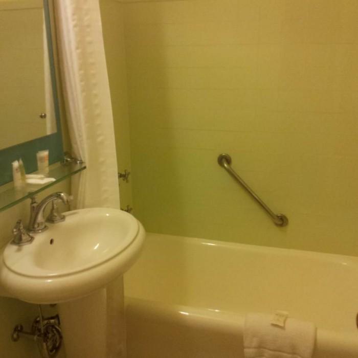 האמבטיה מלון הניו יורק