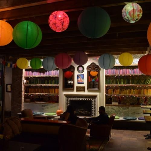 לובי מלון פוד 39 ניו יורק