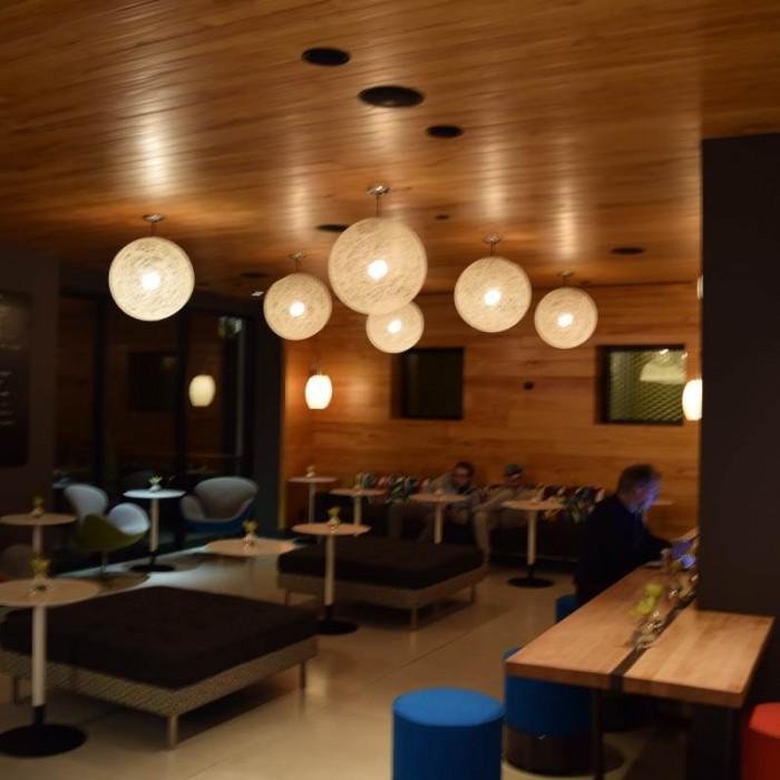 לובי מלון פוד 51 ניו יורק