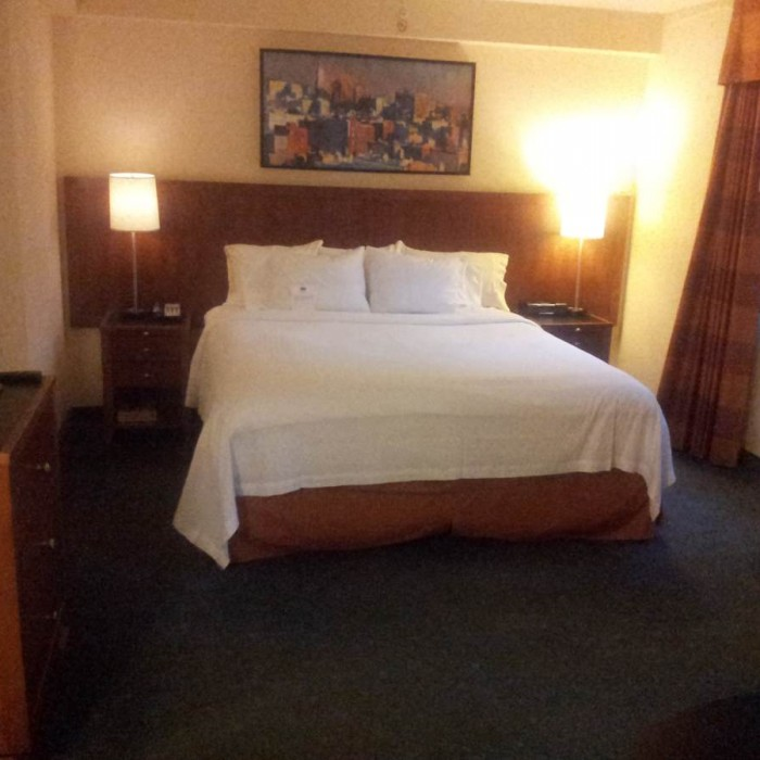 החדר מלון רזידנס אין טיימס סקוור