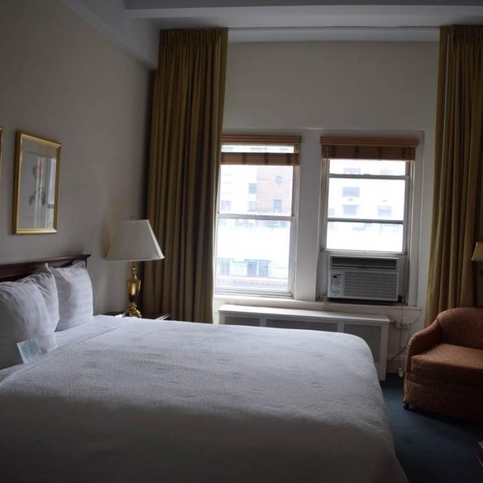 החדר מלון סליסבורי ניו יורק