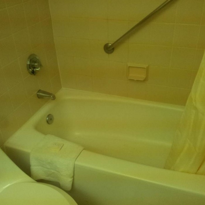 האמבטיה מלון The Manhattan at Times Square Hotel