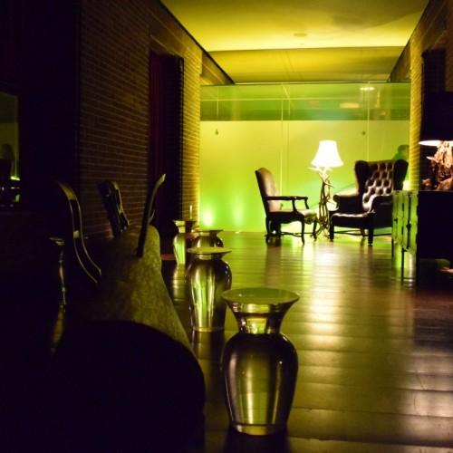 הלובי במלון האדסון