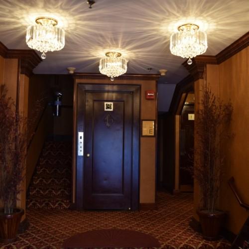 הכניסה למלון 31 מנהטן ניו יורק