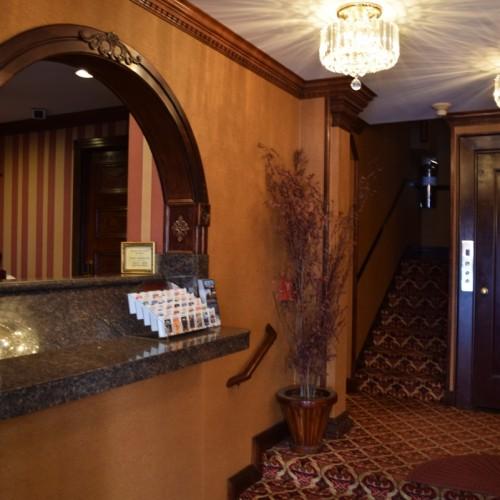 הקבלה במלון 31 מנהטן ניו יורק