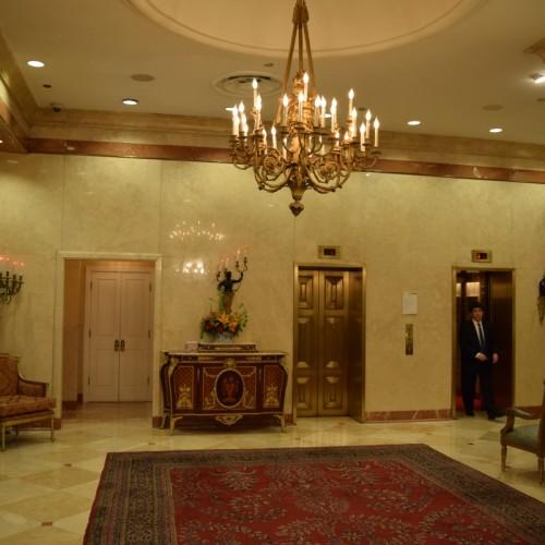 חלק נוסף מהלובי של מלון קימברלי מנהטן ניו יורק