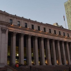 בניין הדואר המרכזי ניו יורק