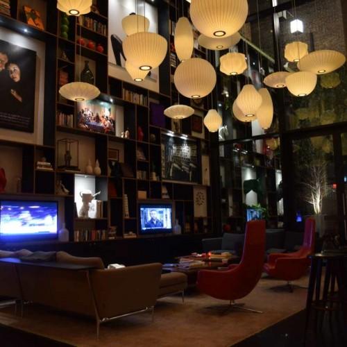 הלובי מלון סיטיזן ניו יורק