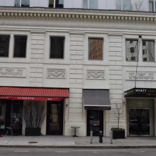 מלון הייאט יוניון סקוור Hyatt Union Square