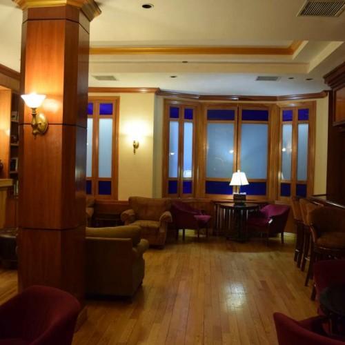 לובי מלון Hotel St. James
