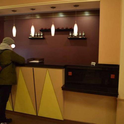 הקבלה במלון The Hotel At Times Square