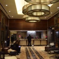 לובי The Muse Hotel