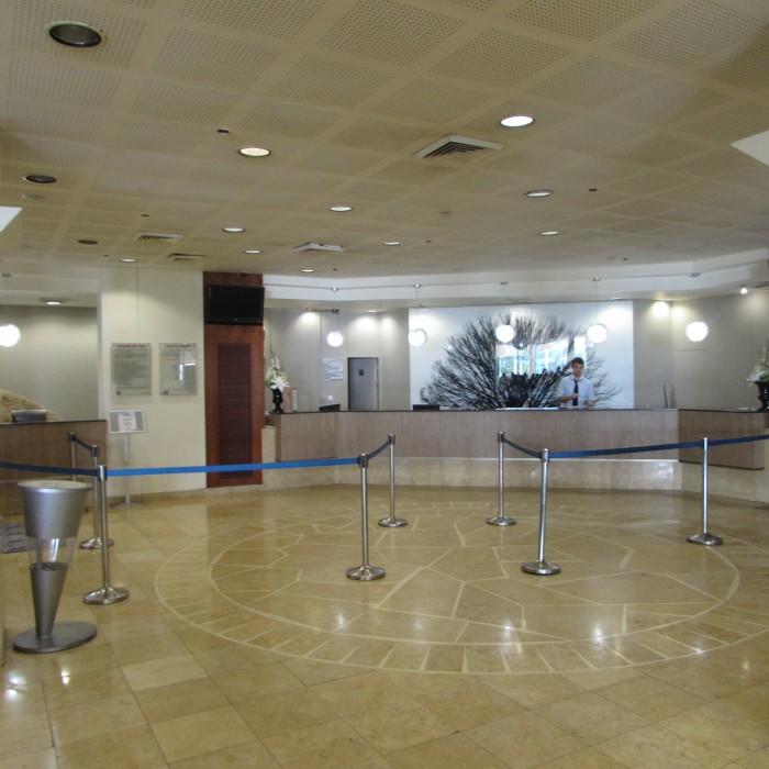 הקבלה מלון לאונרדו קלאב ים המלח
