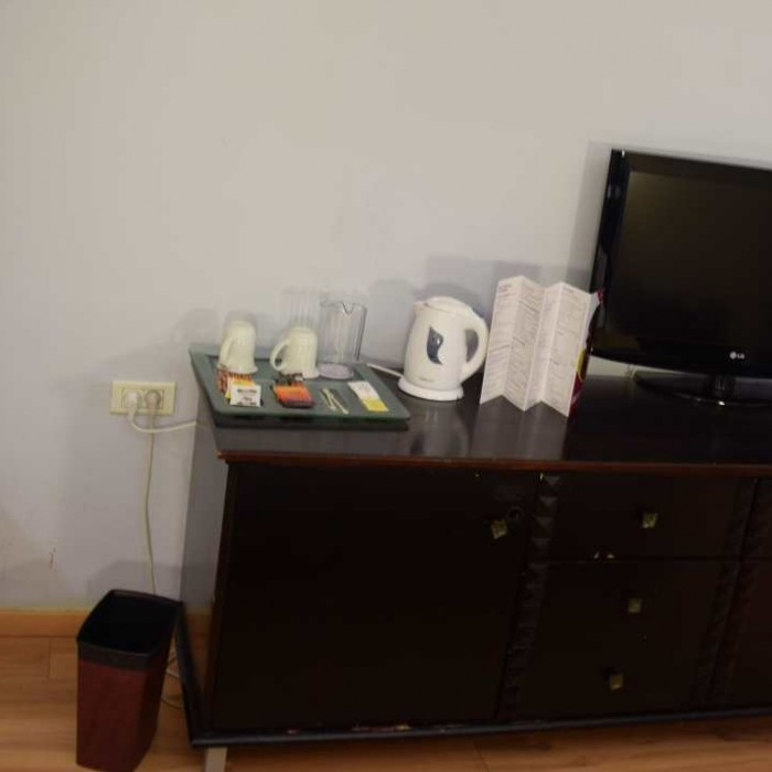 טלוויזיה מלון קראון פלאזה ים המלח