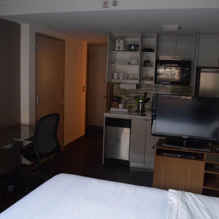 החדר מלון אלמנט ניו יורק