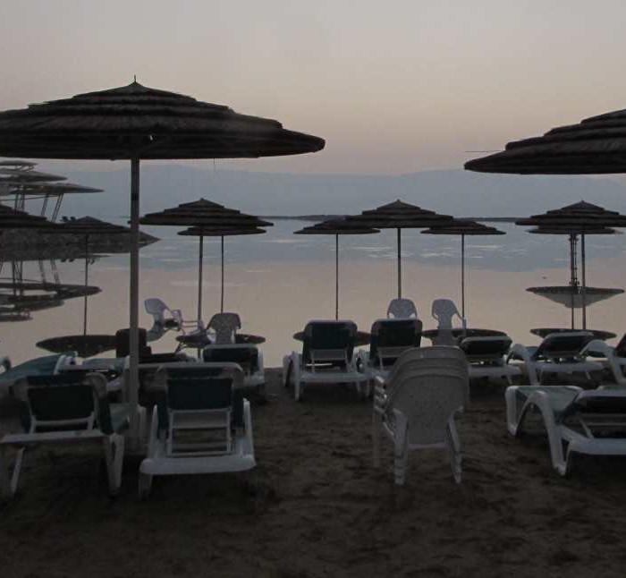 החוף מלון הרודס ים המלח