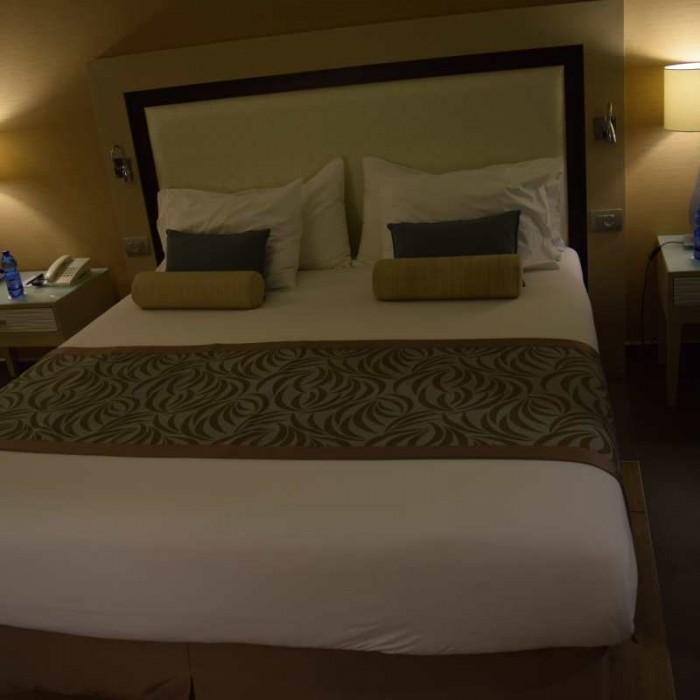 המיטה מלון הרודס ים המלח