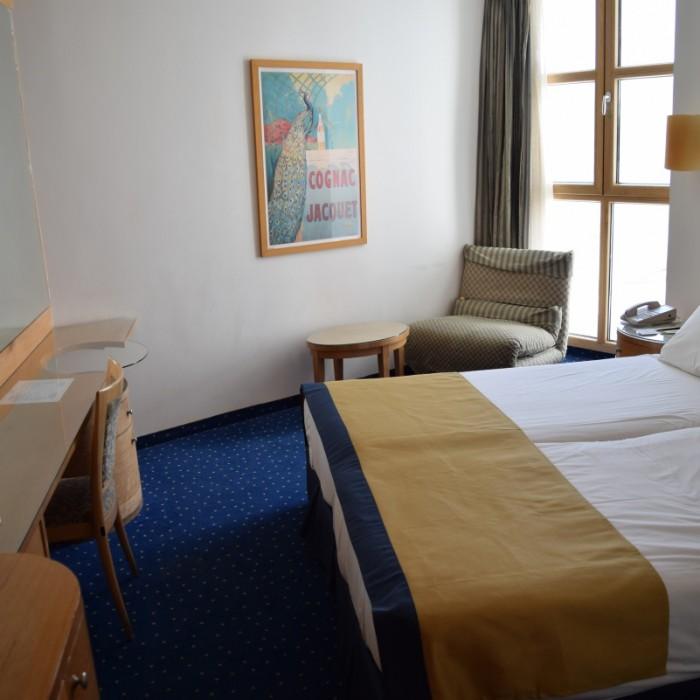 החדר מלון הוד המדבר ים המלח