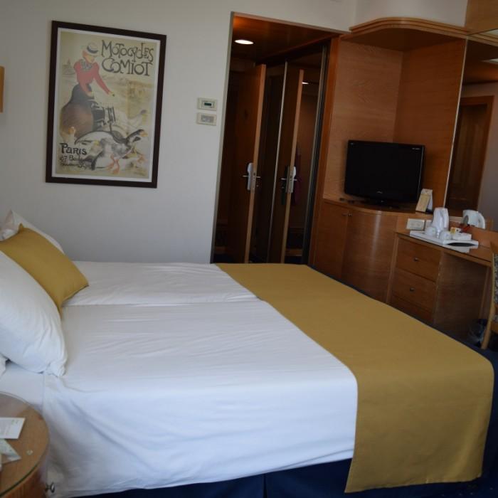 החדר מלון הוד המדבר ים המלח: