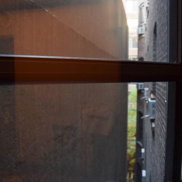 נוף, אצלי לא היה. בחדרים אחרים יש מלון 31 ניו יורק