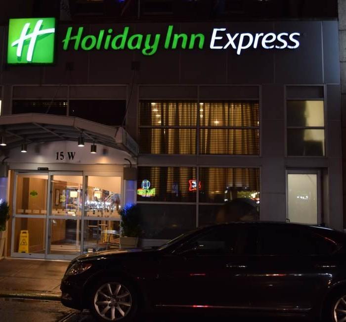 מלון הולידיי אין השדרה החמישית ניו יורק